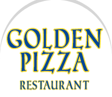 Golden Pizza Logo